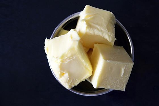 Maslo a jeho mútenie