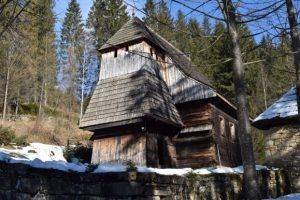 Kostol zo Zábreža, Orava