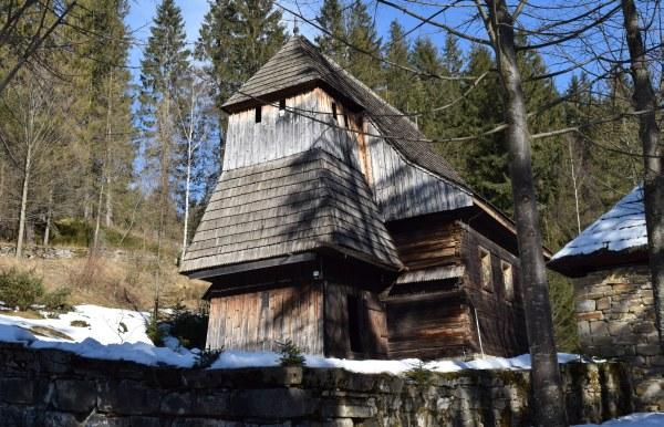 Drevený Kostol zo Zábreža, Orava