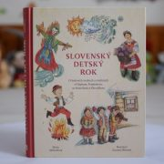 Sloenský detský rok kniha