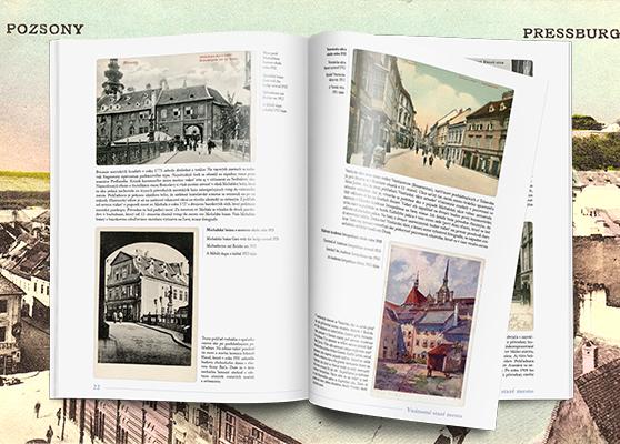 Bratislava na starých pohľadniciach, vydavateľstvo Dajama